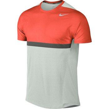 koszulka tenisowa męska NIKE PREMIER RAFA CREW Rafael Nadal Sony Open & Indian Wells / 596584-046