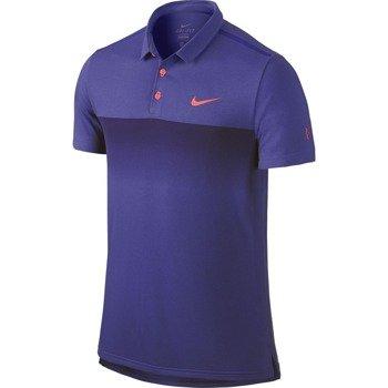 koszulka tenisowa męska NIKE PREMIER RF POLO Roger Federer French Open 2015 / 679086-518