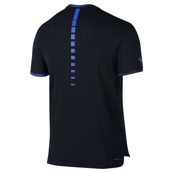 koszulka tenisowa męska NIKE RAFA CHALLENGER TOP SHORT SLEEVE PREMIER / 801704-010