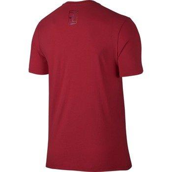 koszulka tenisowa męska NIKE RAFA POP T-SHIRT / 803884-657