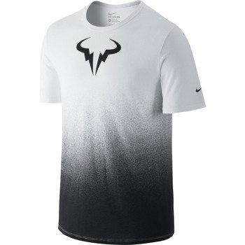 koszulka tenisowa męska NIKE RAFA TEE / 658163-102