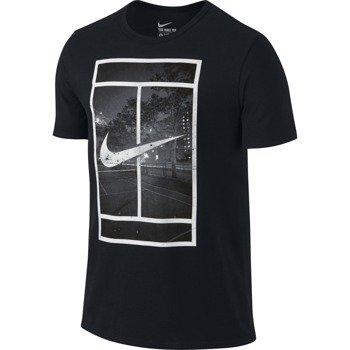 koszulka tenisowa męska NIKE STREET COURT / 715819-010