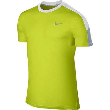 koszulka tenisowa męska NIKE TEAM COURT CREW / 644784-382