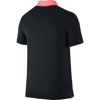 koszulka tenisowa męska NIKE TEAM COURT POLO / 644788-011