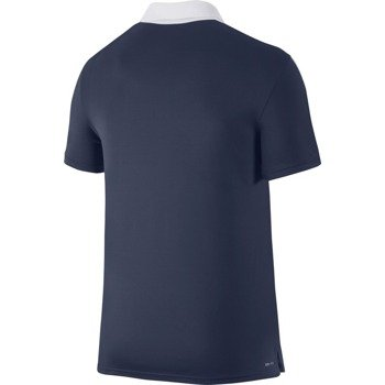 koszulka tenisowa męska NIKE TEAM COURT POLO / 644788-411