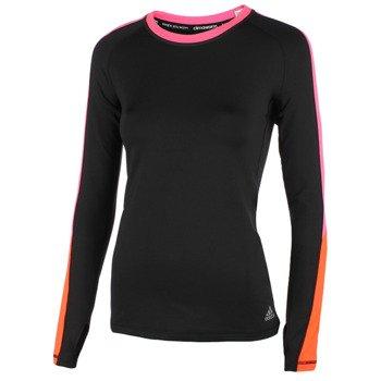 koszulka termoaktywna damska ADIDAS TECHFIT CLIMAWARM CREW LONGSLEEVE / M61370