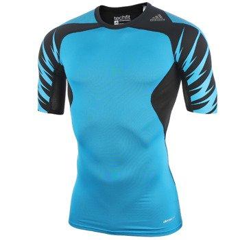 koszulka termoaktywna męska ADIDAS TECHFIT COOL GRAPHIC TEE