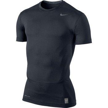 koszulka termoaktywna męska NIKE PRO COMBAT CORE COMPRESSION SHORTSLEEVE TOP / 449792-477