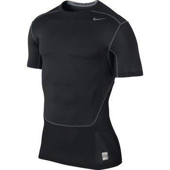 koszulka termoaktywna męska NIKE PRO COMBAT HYPERCOOL COMPRESSION SHORT SLEEVE / 636147-010