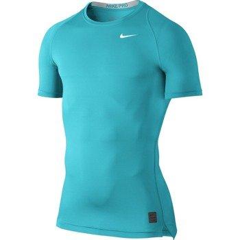 koszulka termoaktywna męska NIKE PRO COOL COMPRESSION SHORTSLEEVE / 703094-418