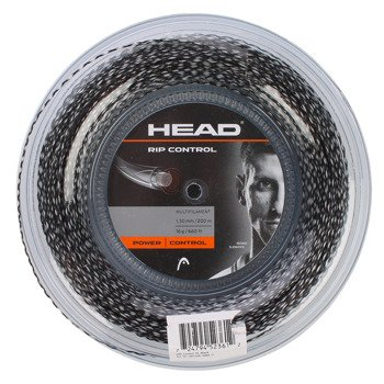 naciąg tenisowy HEAD RIP CONTROL 200M black / 281109-BK