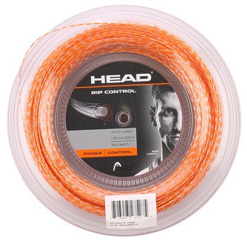 naciąg tenisowy HEAD RIP CONTROL 200M orange / 281109-OR
