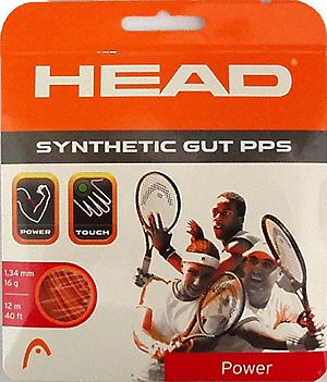naciąg tenisowy HEAD SYNTHETIC GUT ORANGE 12m / TNH-002