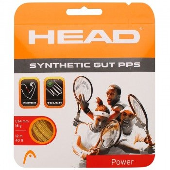 naciąg tenisowy HEAD SYNTHETIC GUT PPS GOLD / 281065