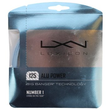naciąg tenisowy LUXILON ALU POWER ICE BLUE 12M / WRZ995100