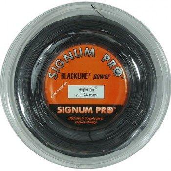 naciąg tenisowy SIGNUM PRO HYPERION BLACKLINE power 200m