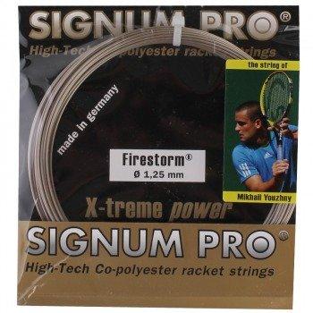 naciąg tenisowy SIGNUM X-TREME POWER FIRESTORM 12M