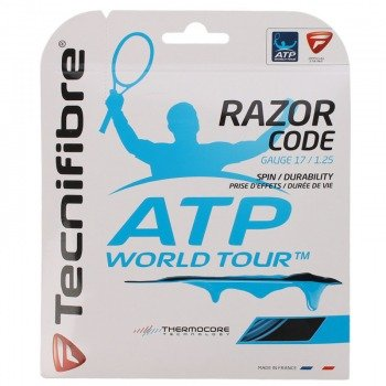naciąg tenisowy TECNIFIBRE RAZOR CODE 1.25 12 m