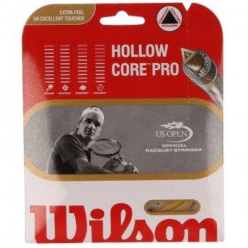 naciąg tenisowy WILSON HOLLOW CORE PRO 12 m / 937300