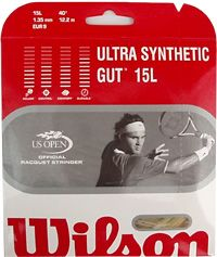 naciąg tenisowy WILSON ULTRA SYNTHETIC GUT