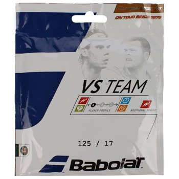 naciąg tenisowy naturalny BABOLAT VS TEAM 12m