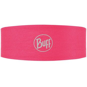opaska do biegania BUFF HEADBAND TECH BUFF PINK FLUOR / 108750