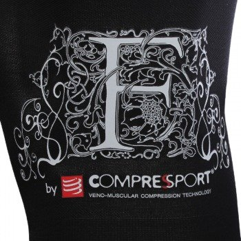 opaski kompresyjne na nogi COMPRESSPORT F-LIKE FULL LEG (1 para) / 120312-140