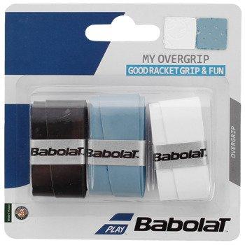 owijka tenisowa BABOLAT X3 MY GRIP / 132239, 653035-164