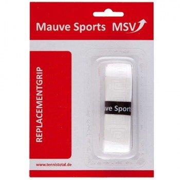 owijka tenisowa MSV BASIC GRIP SOFT-TAC WHITE