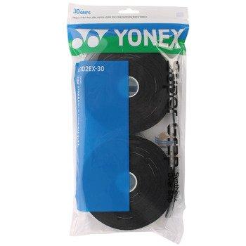 owijka tenisowa YONEX SUPER GRAP X30 czarna / 2x15 szt./