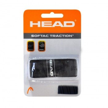 owijki tenisowe HEAD SOFTAC TRACTION black / 285000