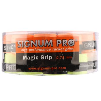 owijki tenisowe SIGNUM PRO MAGIC GRIP X30 MIX / TOS-0007