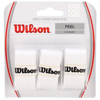 owijki tenisowe WILSON PRO OVERGRIP PERFORATED x3