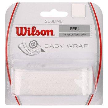 owijki tenisowe WILSON SUBLIME FEEL REPLACEMENT GRIP / WRZ4202