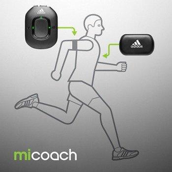 pakiet treningowy  ADIDAS miCOACH PACER HR