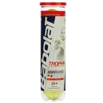 piłki tenisowe BABOLAT TROPHY 4x18 karton / 502015