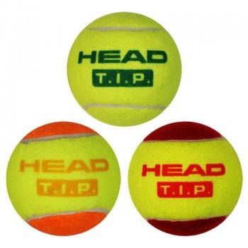 piłki tenisowe HEAD 60 BALL TIP MIXED BUCKET