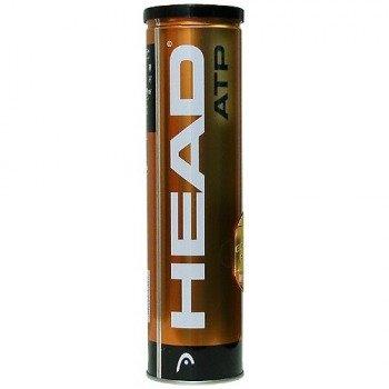 piłki tenisowe HEAD ATP GOLD x4