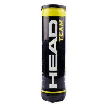 piłki tenisowe HEAD TEAM x4 / TPH-019