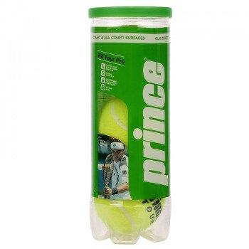 piłki tenisowe PRINCE NX TOUR PRO 3 szt.