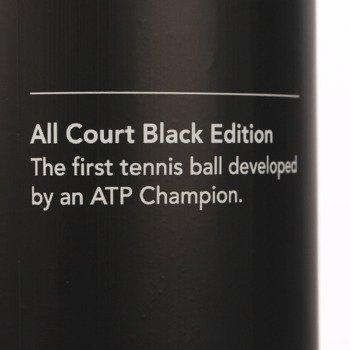 piłki tenisowe ROBIN SODERLING ALL COURT BLACK EDITION 4szt. / 9506610000