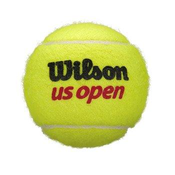 piłki tenisowe Wilson US OPEN 4 szt  puszka / TPW-004