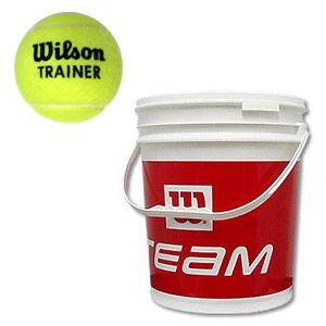 piłki treningowe WILSON TRAINER  BALL  X 72  WIADRO