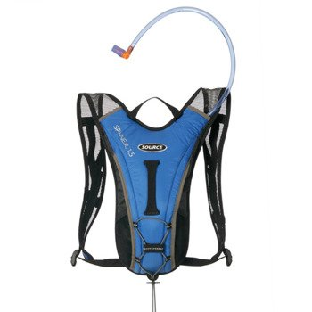 plecak biegowy SOURCE SPINNER 1.5 BLUE
