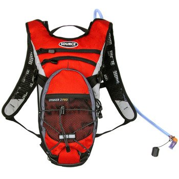 plecak biegowy SOURCE SPINNER PRO 2 RED
