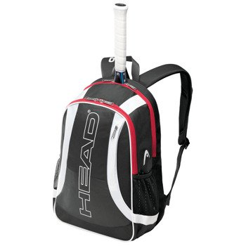 plecak tenisowy HEAD ELITE BACKPACK / 283464 BK/WH