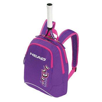 plecak tenisowy juniorski HEAD KIDS BACKPACK / 283375 PUPK