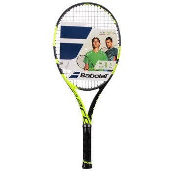 rakieta tenisowa juniorska BABOLAT PURE AERO 26 / 140175