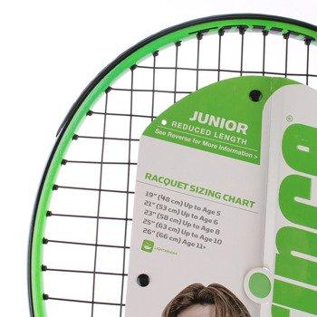 rakieta tenisowa juniorska PRINCE TOUR 25 green / 7T42V5050