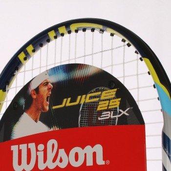 rakieta tenisowa juniorska WILSON JUICE 25 BLX / 531600